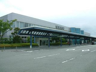 徳島_空港概要(旧ビル): 日本空港情報館ブログ